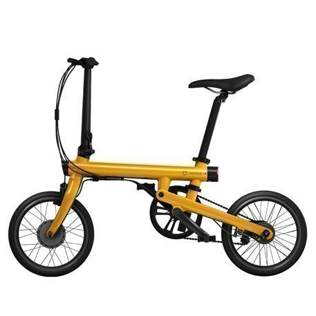Xiaomi MiJia QiCycle Folding Electric Bike (Yellow)