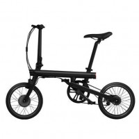 Xiaomi MiJia QiCycle Folding Electric Bike (Black)
