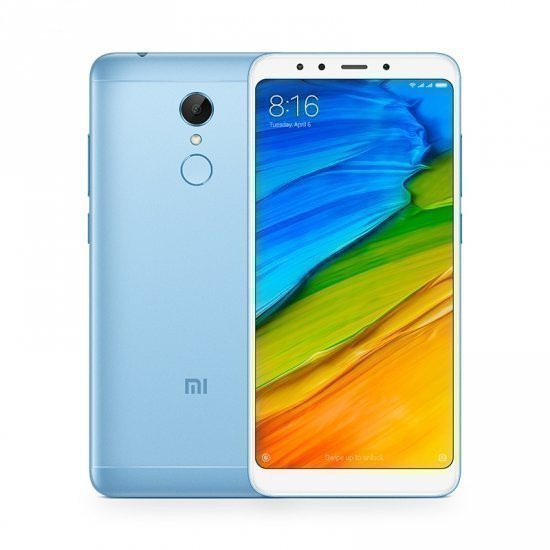 Xiaomi Redmi 5 32Gb/4Gb Blue (Голубой)