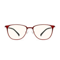 TS Turok Steinhardt Anti-Blu-Ray Glasses Woman (Red)