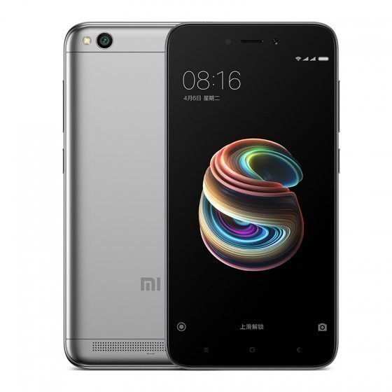 Смартфон Xiaomi Redmi 5A 32GB/3GB (Gray/Серый)