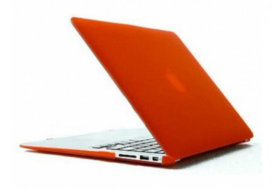 "daav Чехол HardShell для MacBook Air 13"" красный"