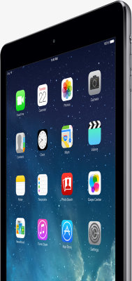 iPad Air Wi-Fi + Cellular 128GB - Space Gray