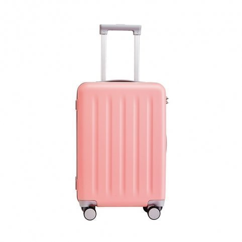 "Xiaomi 90 Points Travel Suitcase Makrolon Special Edition 24"" (Pink)"