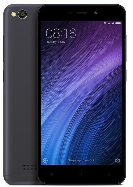 Xiaomi Redmi 4A 16Gb/2Gb Black (Черный)