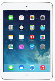 iPad mini with Retina display Wi-Fi + Cellular 64GB - Silver