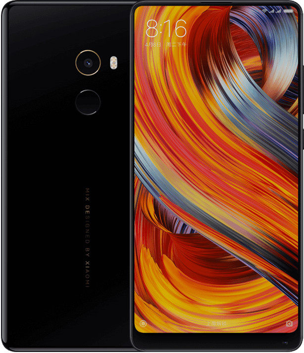 Xiaomi Mi Mix 2 6Gb/128Gb Black (Черный)