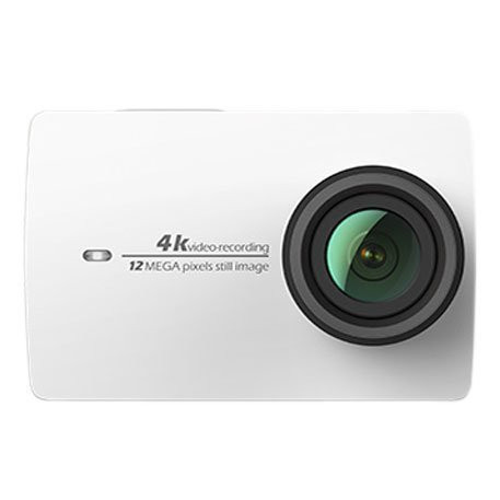 Xiaomi Yi 2 4K Action Camera (White)