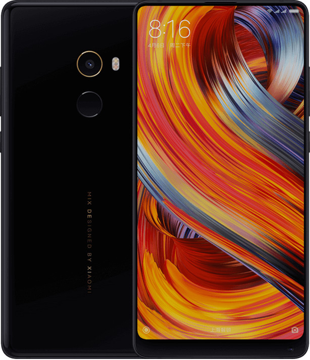 Xiaomi Mi Mix 2 8Gb/256Gb Ceramic Black (Черный)
