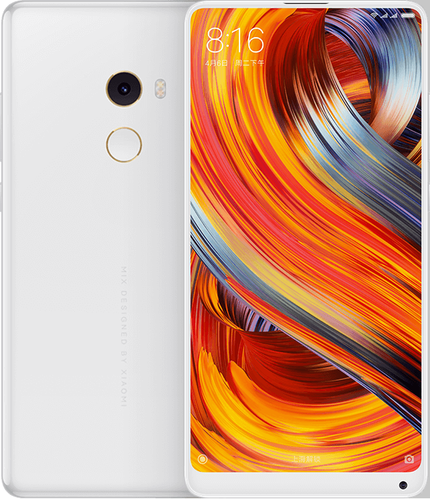 Xiaomi Mi Mix 2 6Gb/128Gb White (Белый)