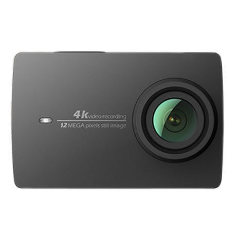 Xiaomi Yi 2 4K Action Camera (Black)
