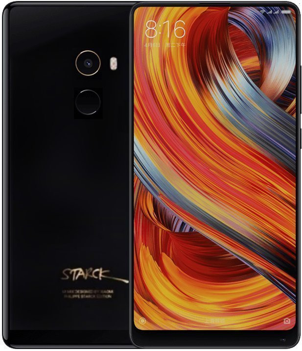 Xiaomi Mi Mix 2 8Gb/256Gb Starck Edition Black (Черный)