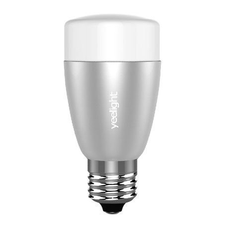Xiaomi Yeelight LED Smart Bulb 2 Color (Silver)