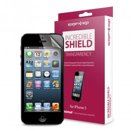 iPhone 5 Incredible Shield Screen & Body Protection Film Set