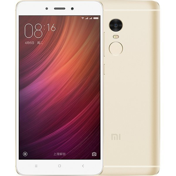 Xiaomi Redmi Note 4 64Gb/3Gb Gold (Золотой)