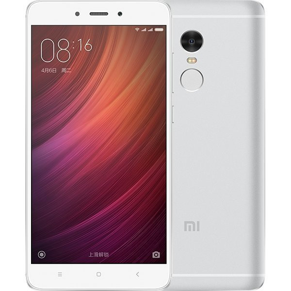 Xiaomi Redmi Note 4 32Gb/3Gb Silver (Серебристый)