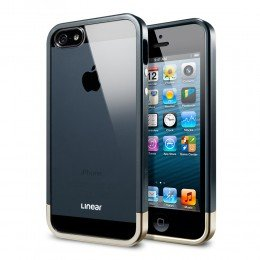 iPhone 5 Case Linear Metal Crystal