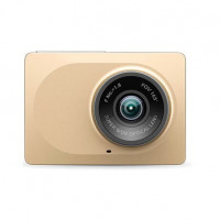 Xiaomi Yi 1080p Car WiFi DVR (Gold)