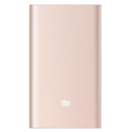 Xiaomi Mi Power Bank Pro 10000 mAh (Gold)