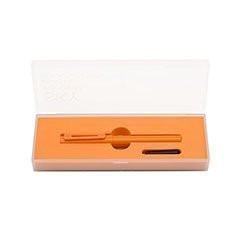 Ручка Xiaomi KACO Sky Premium Plastic Fountain Pen (Orange/Оранжевый)