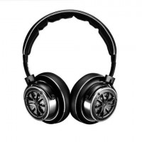 1More Triple Driver Over Ear Headphones H1707 (Black)