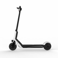 QiCycle EUNi Electric Scooter (White)