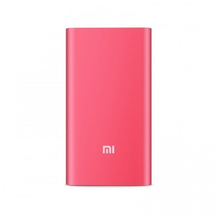 Xiaomi Mi Power Bank Slim 5000 mAh (Pink)