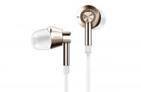 1More Single Driver In-Ear Headphones 1M301 (White/Gold)