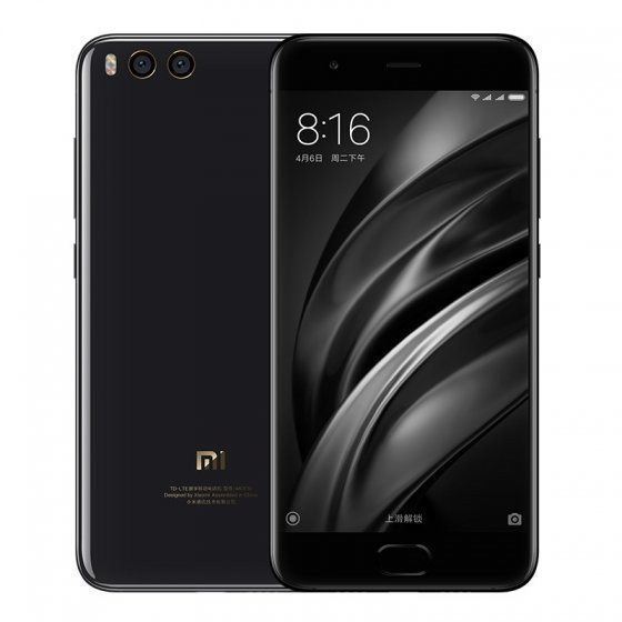Xiaomi Mi6 128Gb/6Gb Ceramic Exclusive Version Black Gold (Черный Золотой)