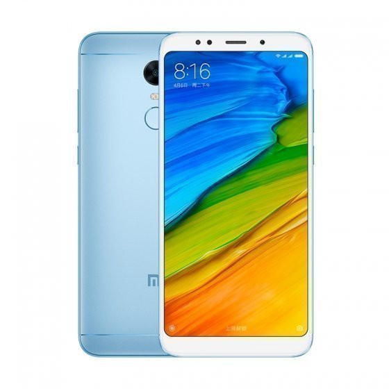 Xiaomi Redmi 5 Plus 64Gb/4Gb Blue (Голубой)