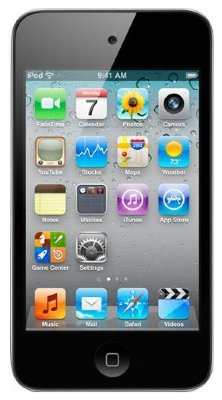 Apple iPod touch 4 16GB Silver - Серебристый