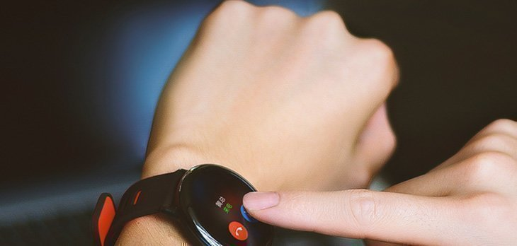 smart-часы уведомят владельца о сообщениях