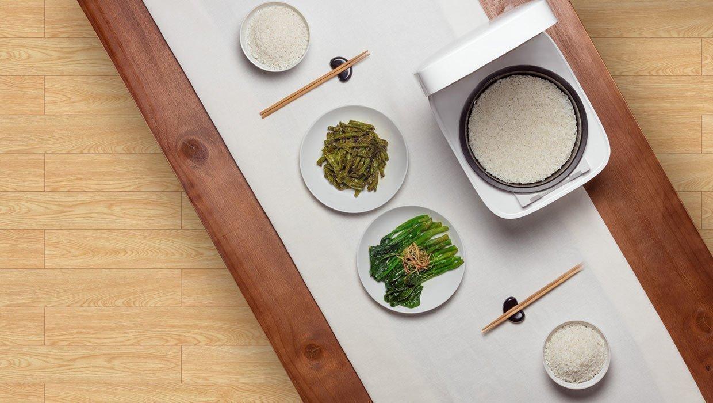 Приготовить порцию отменного вкусного риса? Ещё проще! Но только с рисоваркой от Xiaomi.