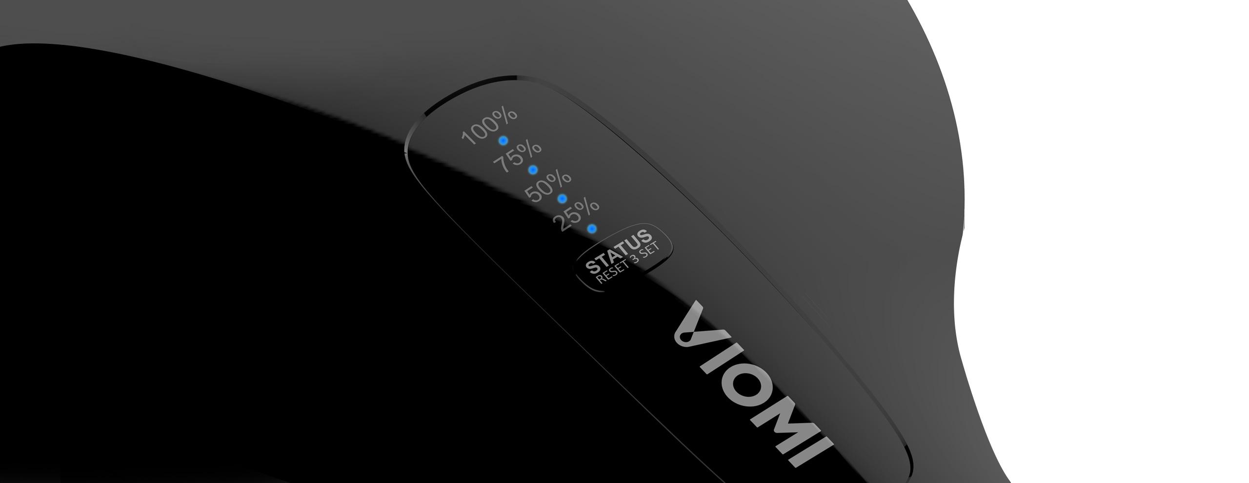 Xiaomi Viomi Filter Kettle - индикация ресурса картриджа