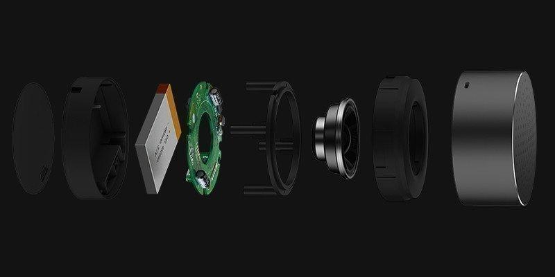 Bluetooth Speaker Cannon Little Audio – акустика высокого качества